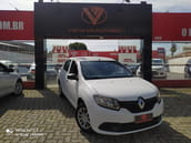 2018 RENAULT LOGAN AUTHENTIQUE FLEX 1.0 12V 4P