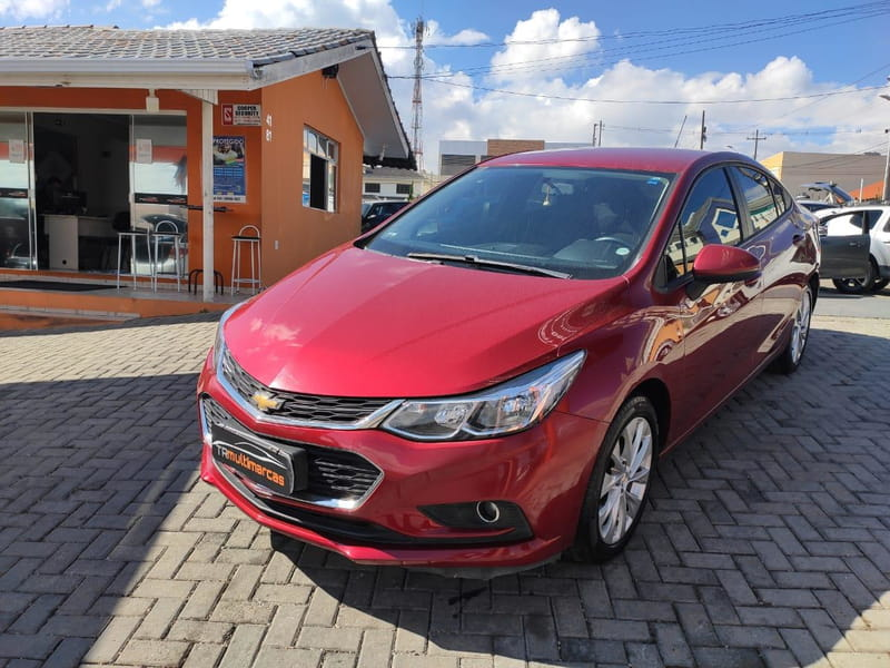 CHEVROLET CRUZE 1.4 TURBO LT 16V FLEX 4P AUT
