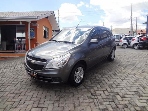 CHEVROLET AGILE 1.4 LTZ 8V FLEX 4P MANUAL