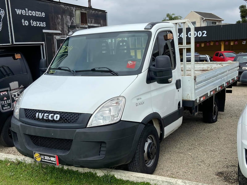 IVECO DAILY CHASSI 35S14 2P (DIESEL)