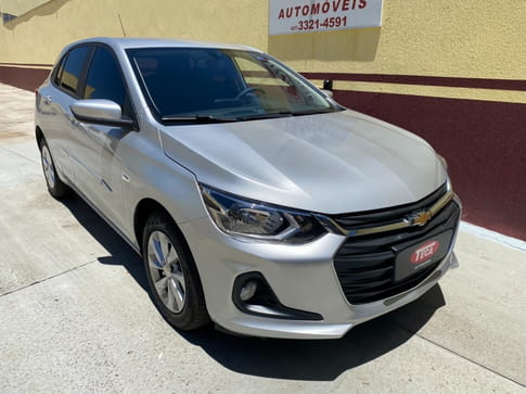 CHEVROLET ONIX 1.0 TURBO LTZ