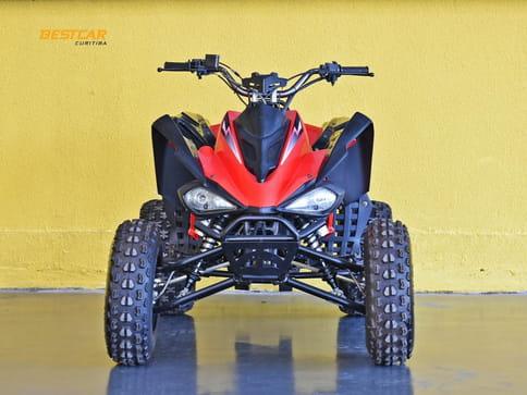 MXF QUADRICICLO 250CC VERMELHO SM200A TV SPI3