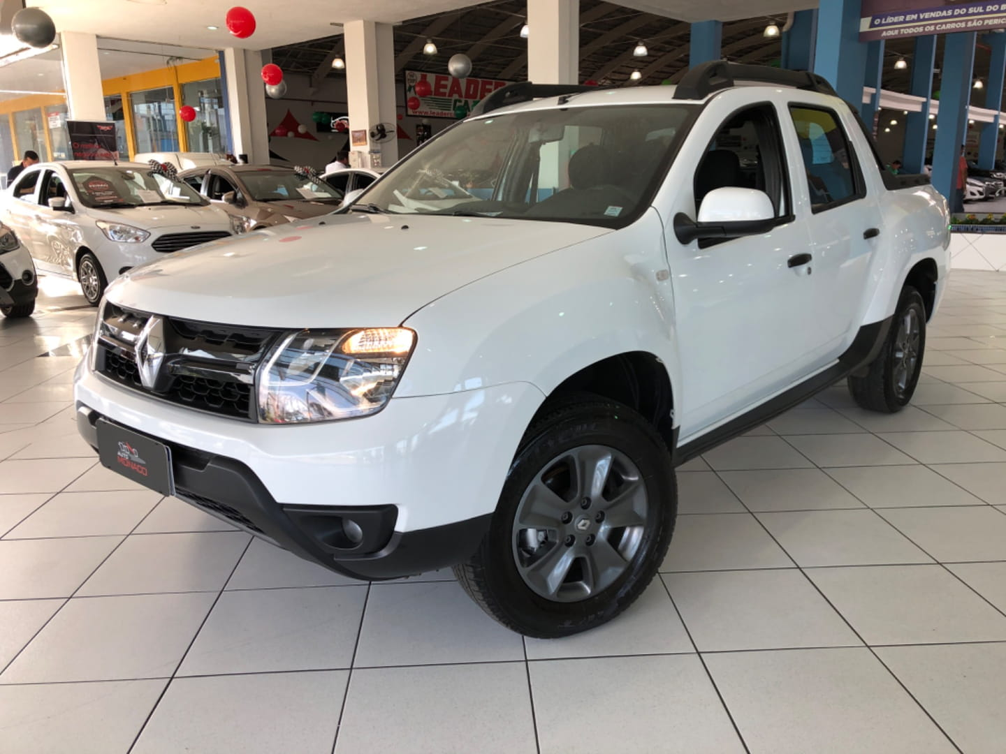 RENAULT DUSTER OROCH 1.6 SCE EXPRESS MANUAL