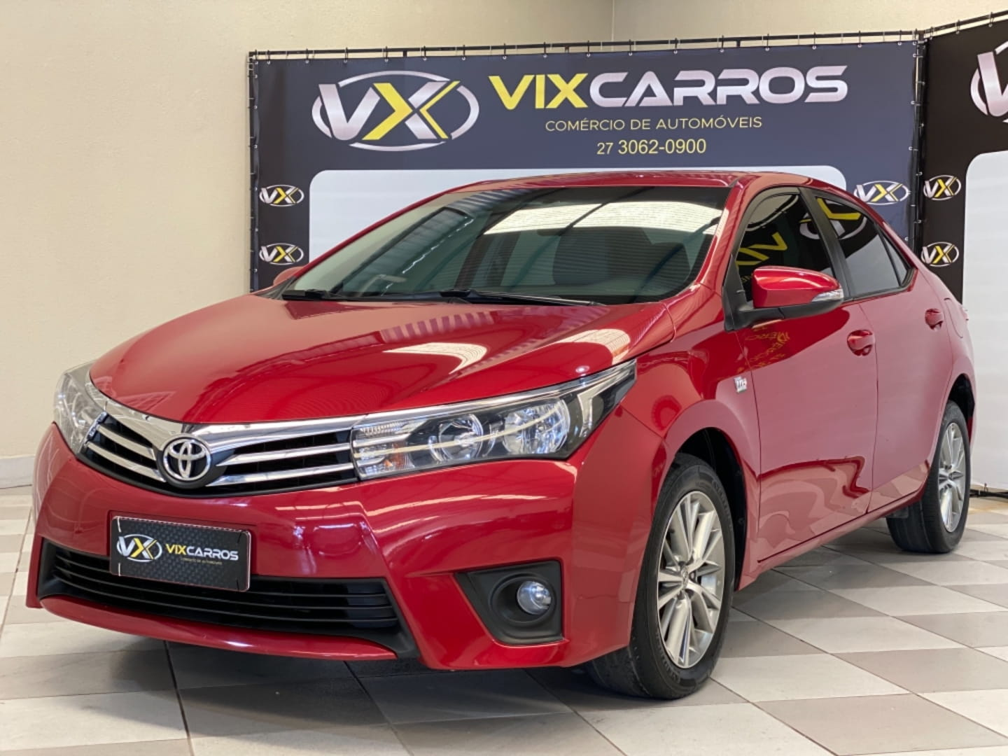 TOYOTA COROLLA 2.0 VVT-IE XEI DIRECT SHIFT FLEX