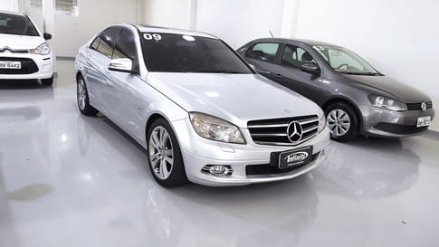 MERCEDES-BENZ C 280 AVANTGARDE 3.0 V-6