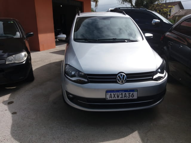 VOLKSWAGEN SPACEFOX 1.6 I-MOTION 8V FLEX 4P