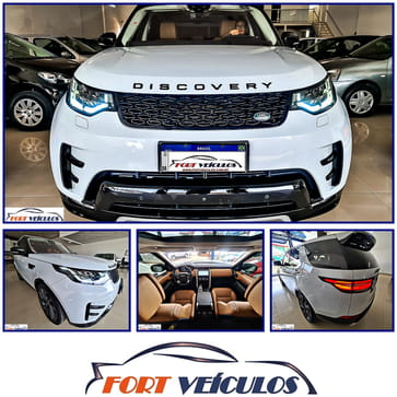 LAND ROVER Discovery TD6 HSEL7
