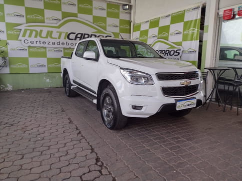 CHEVROLET S10 2.4 ADVANTAGE 4X2 CD 16V FLEX 4P MANUAL