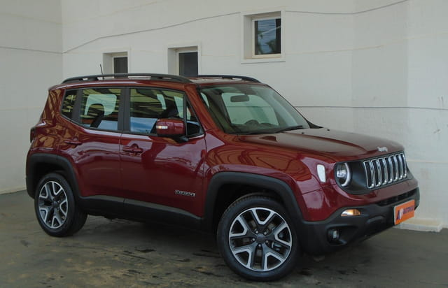 JEEP RENEGADE LNGTD AT