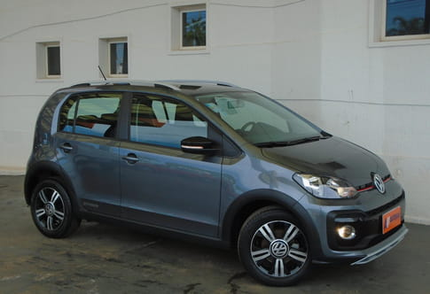 VOLKSWAGEN UP EXTREME 1.0 TSI