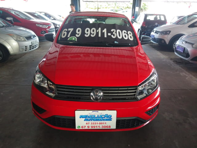 VOLKSWAGEN GOL 1.0 CL MC 4P