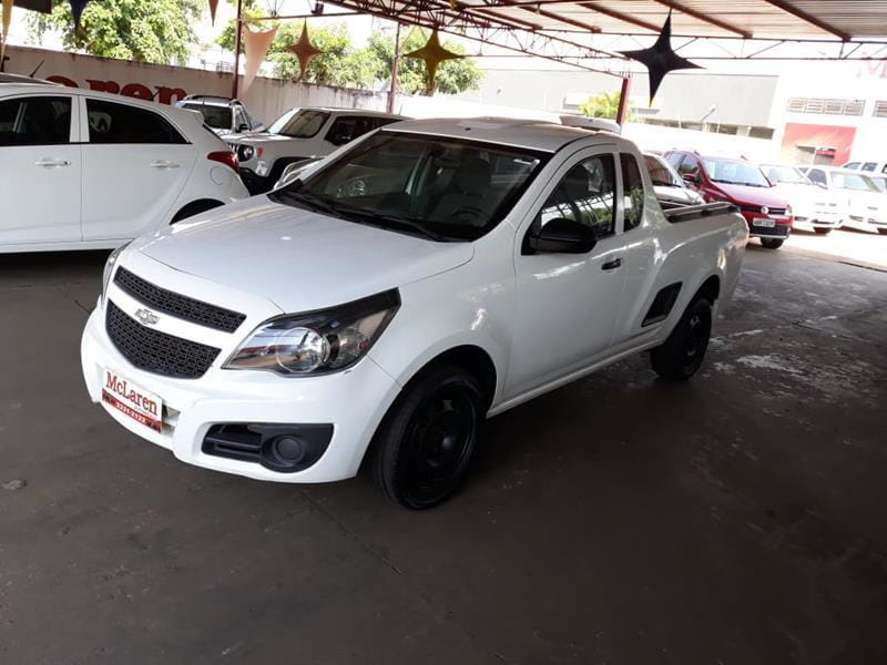 CHEVROLET MONTANA 1.4 LS 8V FLEX 2P MANUAL