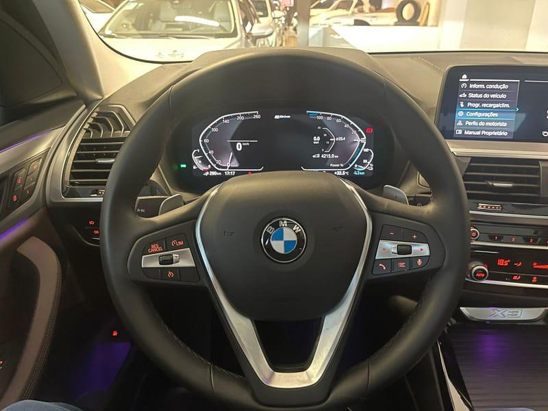 BMW X3 XDRIVE 30E TURBO HÍBRIDO AUT.