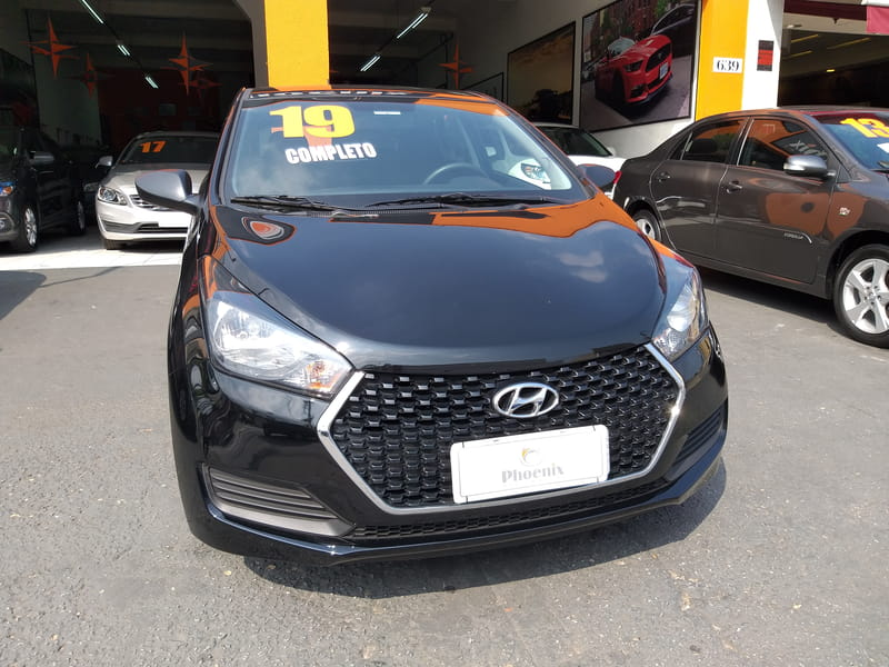 HYUNDAI HB20 1.0M UNIQUE