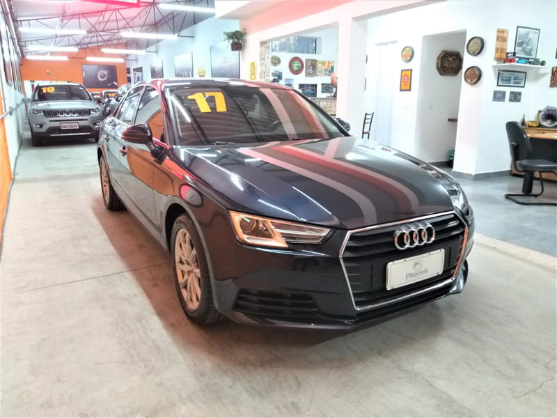 AUDI A-4 ATTRACTION 2.0