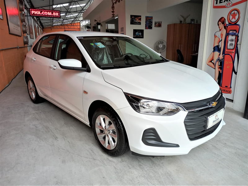 CHEVROLET ONIX HATCH LT 1.0 12V TB FLEX