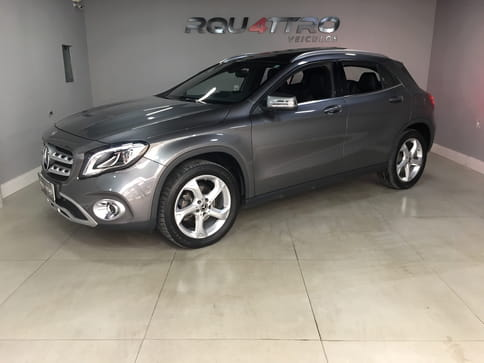 MERCEDES-BENZ GLA 200 1.6 CGI ENDURO 16V TURBO