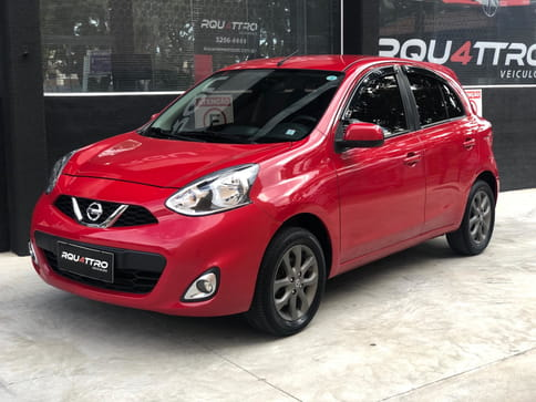 NISSAN MARCH 1.6 SV