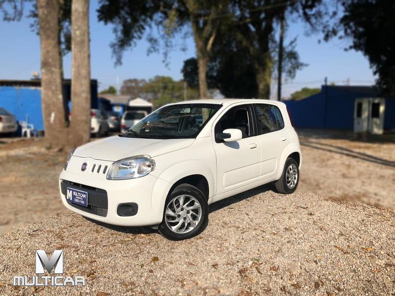 FIAT UNO EVO VIVACE 1.0 8V FLEX 4P