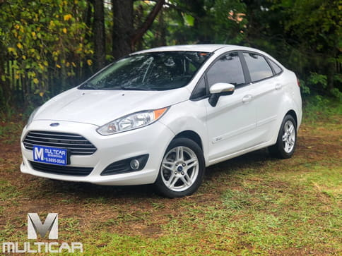 FORD NEW FIESTA 1.6 FLEX SIGMA