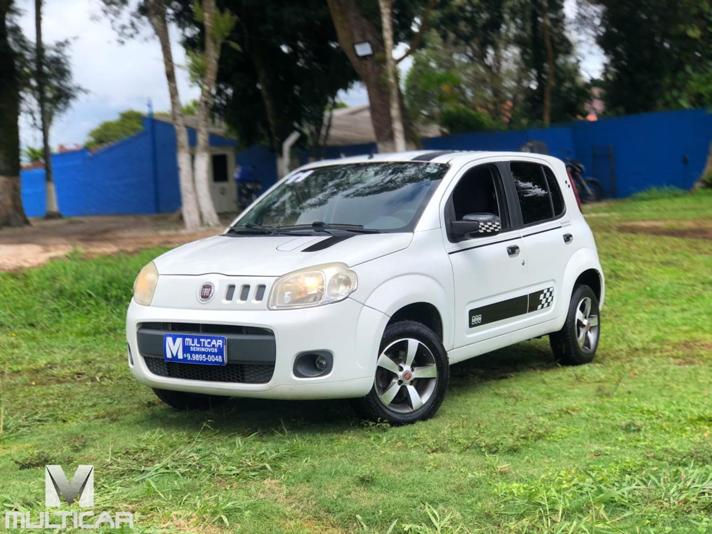 FIAT UNO EVO ATTRACTIVE 1.4 8V FLEX 4P