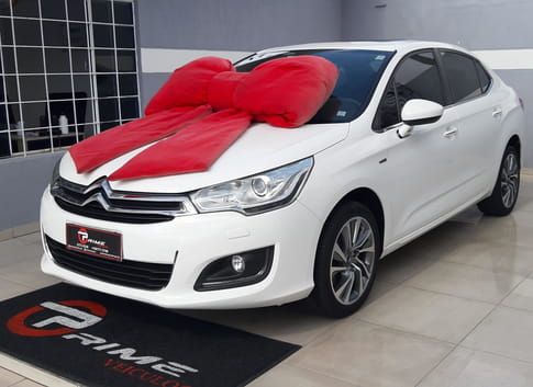 CITROEN C4 LONGE 1.6 THP FLEX FEEL BVA