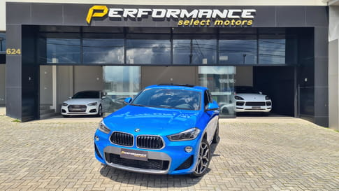 BMW X2 2.0 16V TURBO GASOLINA SDRIVE20I M SPORT X STEPTRONIC