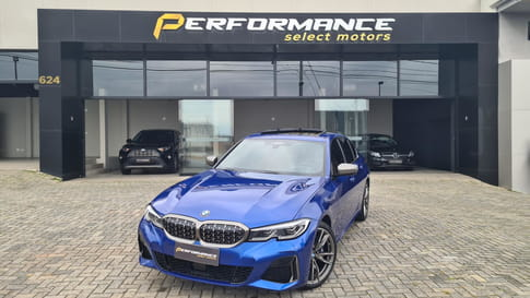 BMW M 340I 3.0 TWINPOWER GASOLINA XDRIVE STEPTRONIC