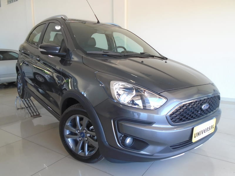 FORD KA 1.5 FREESTYLE 12V FLEX 5P AUT