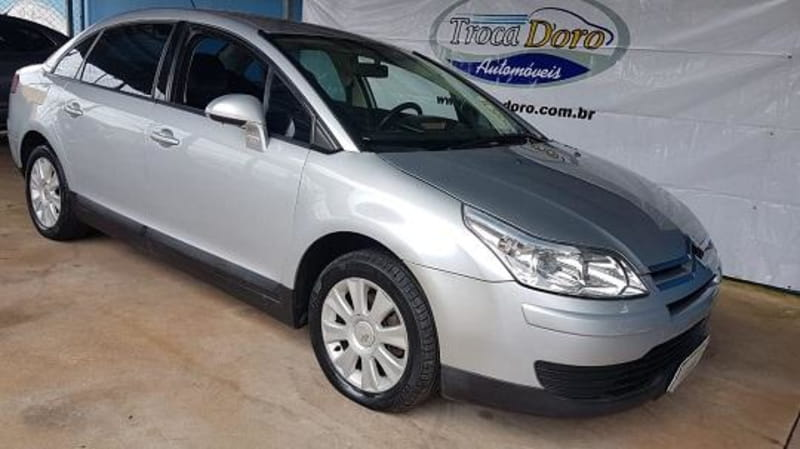 CITROEN C4 PALLAS GLX 2.0 16V MANUAL