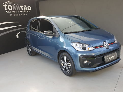 VOLKSWAGEN UP! MOVE 1.0 TSI TOTAL FLEX MEC. 4P