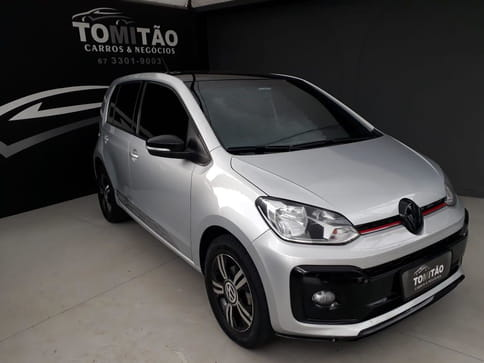VOLKSWAGEN UP MOVE MDV TSI