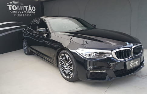 BMW 540i 3.0 24V TURBO GASOLINA M SPORT AUT