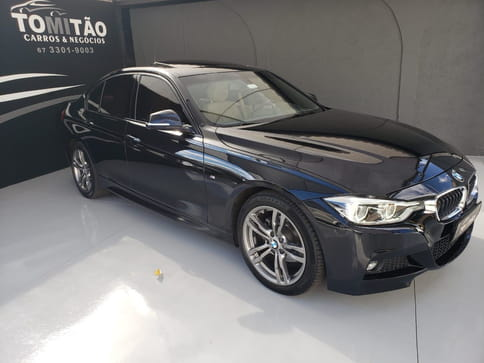 BMW 320i 2.0 M SPORT GP 16V TURBO ACTIVE FLEX 4P