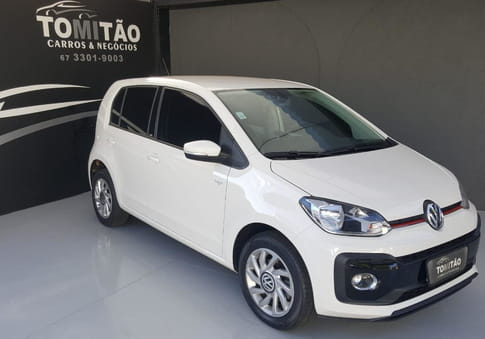 VOLKSWAGEN - UP HIGH TSI MB