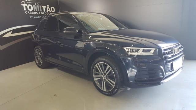 AUDI Q5 Black 2.0 TFSI Quattro S tronic
