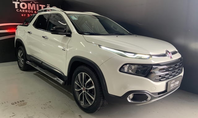 FIAT TORO VOLCANO 4X4 AUTOMáTICO