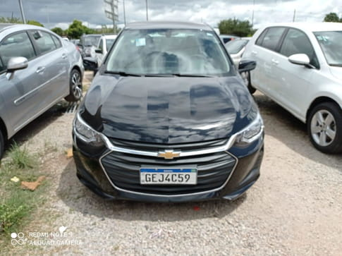 CHEVROLET ONIX SEDAN PLUS LT 1.0 12V MANUAL