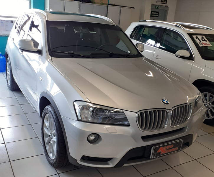BMW X3 XDRIVE 28I 2.0 TURBO 245CV AUT.
