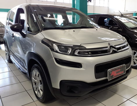 CITROEN AIRCROSS START 1.6 FLEX 16V 5P MEC