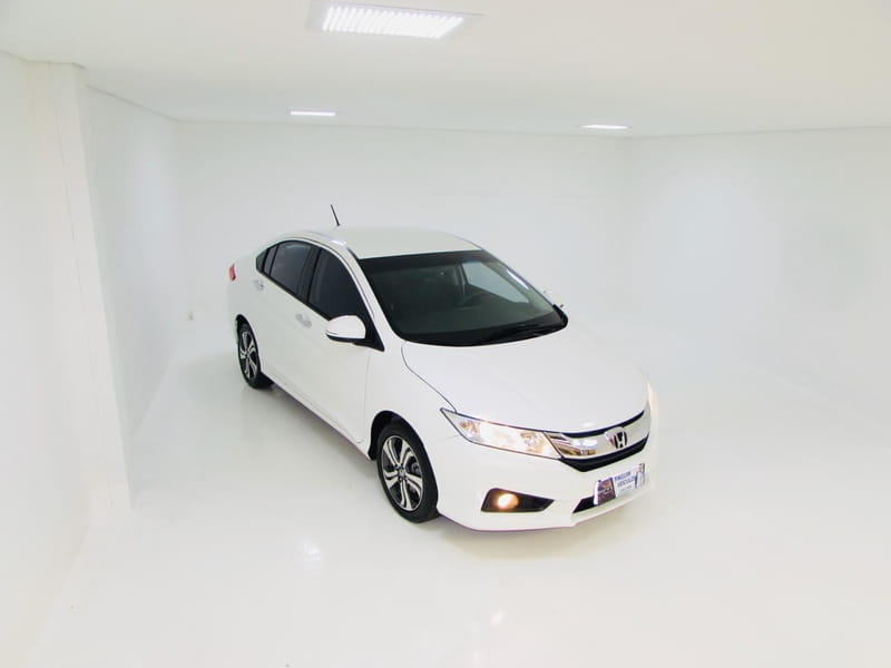 HONDA CITY SEDAN EXL-MT 1.5 16V FLEX 4P