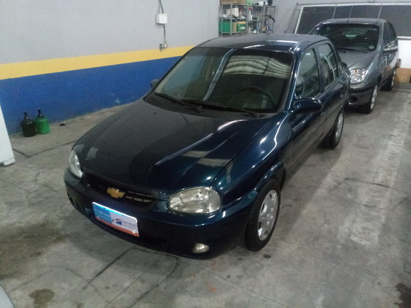 CHEVROLET CORSA SEDAN SUPER