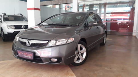HONDA CIVIC LXL 1.8 FLEX