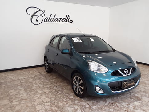NISSAN MARCH 16SL CVT