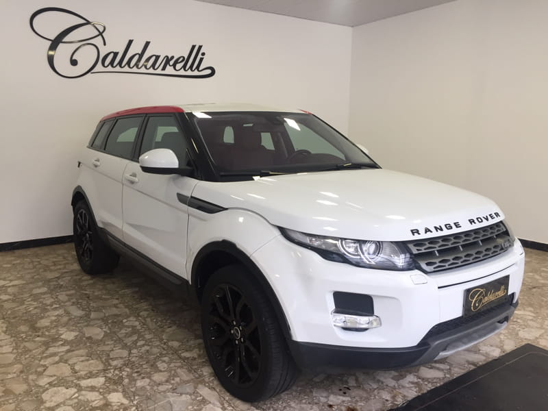 LAND ROVER Range Rover EVOQUE Pure Tech 2.0 Aut. 5p