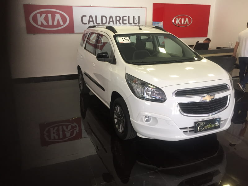 CHEVROLET SPIN 1.8L AT LT ADV