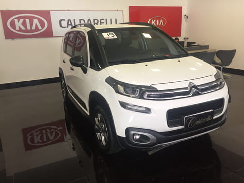 CITROEN AIRCROSS SHINEAT