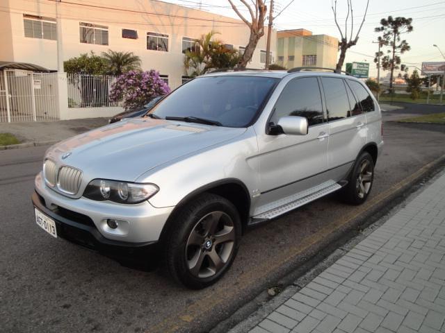BMW X5 SPORT 4X4 4.4 4P