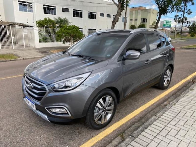 HYUNDAI  IX35 GL 2.0 16V 2WD FLEX AUT