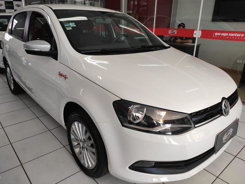 VOLKSWAGEN GOL 1.0 MI ROCK IN RIO 8V G6 TOTAL FLEX
